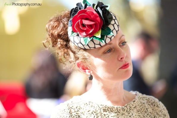 Jill & Jack Millinery of Melbourne - Melbourne Fashions on the Field