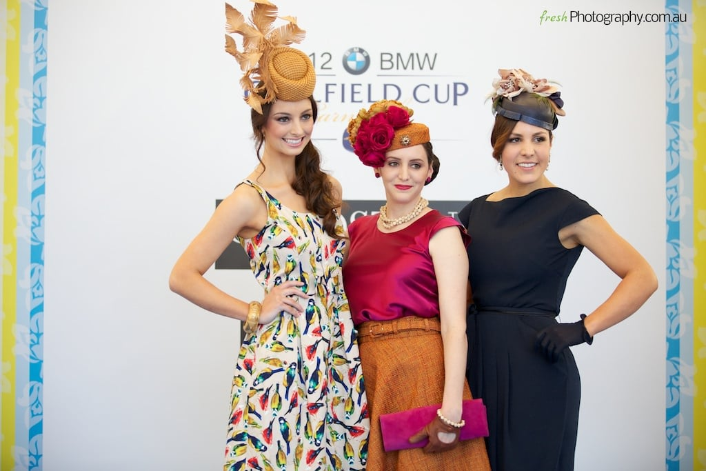 Winners Caulfield - Carnival Preview Day