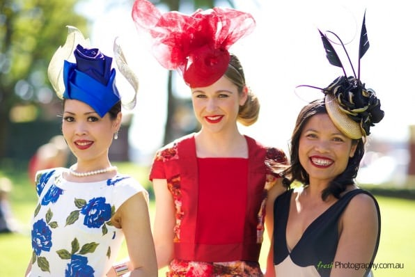 Melbourne Fashions on the field 2012