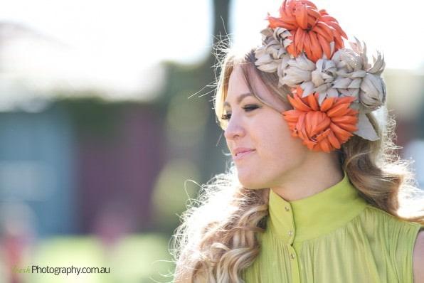 Spring Carnival Fashions Presenter