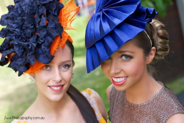 Caufield Cup Melbourne - Fashions on the field