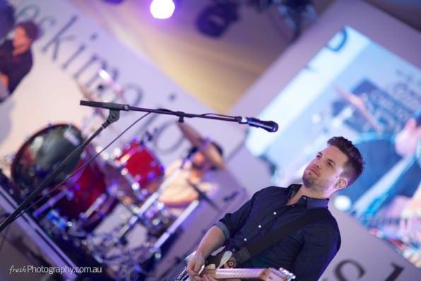 Eskimo Joe concert live