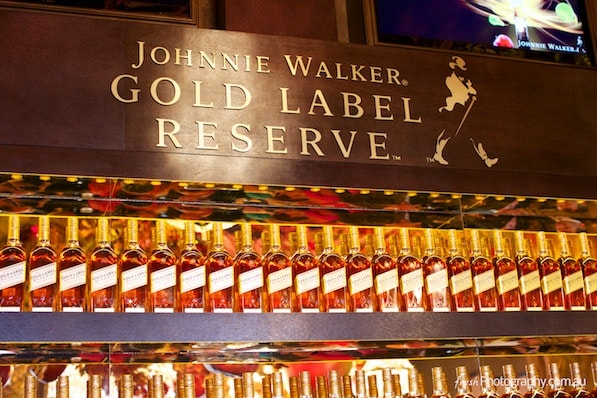 Johnnie Walker - Oaks Day - Melbourne Cup - Derby Day - Stakes Day