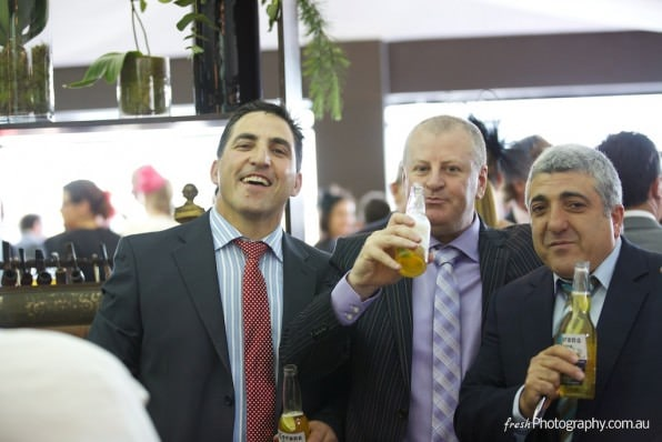 Beer at Boags Marquee - Spring Carnival