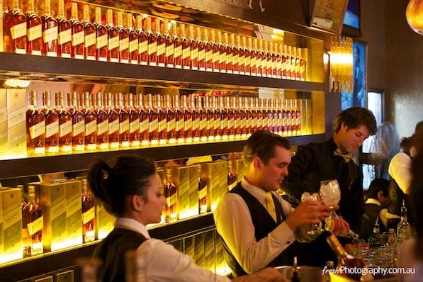 Bar - Johnnie Walker