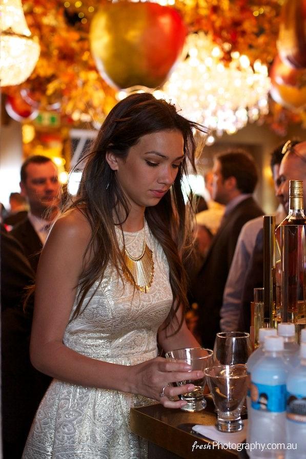 Bar Girl - Melbourne Spring Carnival