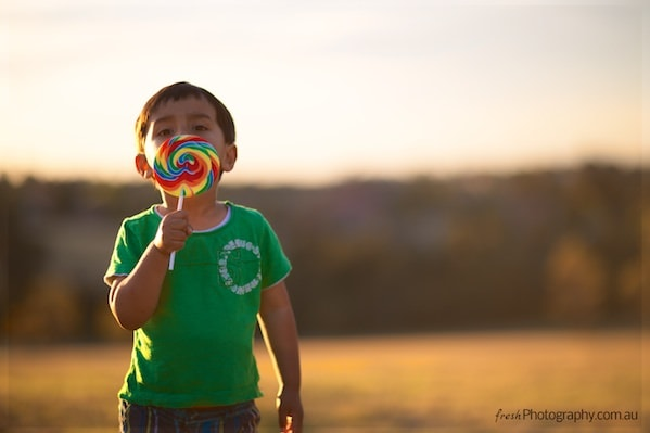 I love my lollipop