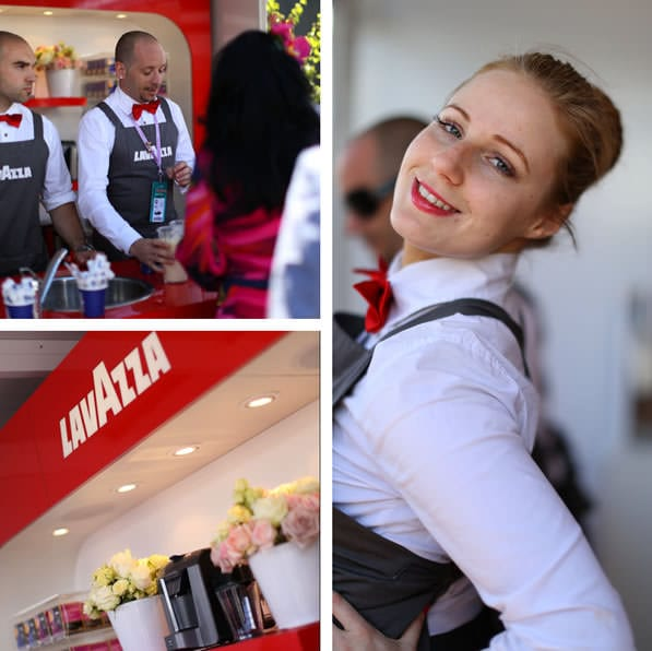 Lavazza at Melbourne Cup