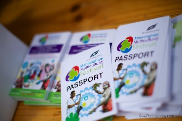 Festival passports
