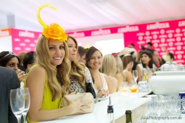 Bar at Lavazza Event - Melbourne Spring Carnival