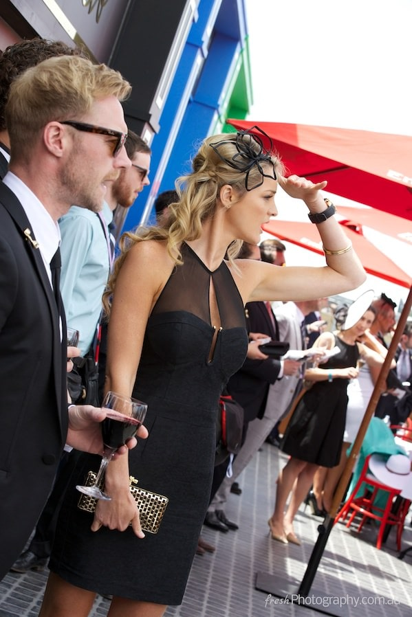 Derby Day - Melbourne 2012