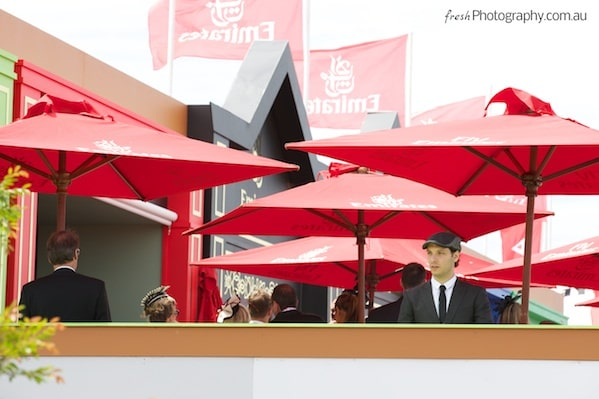 Emirates VIP Marquees - Derby Day Melbourne
