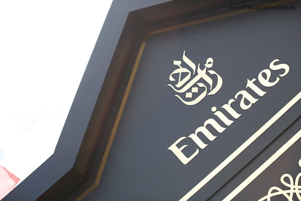 Emirates Marquee - Derby Day 2012