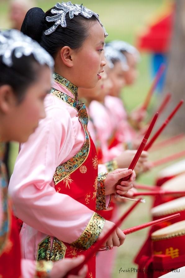 Manningham Chinese Music