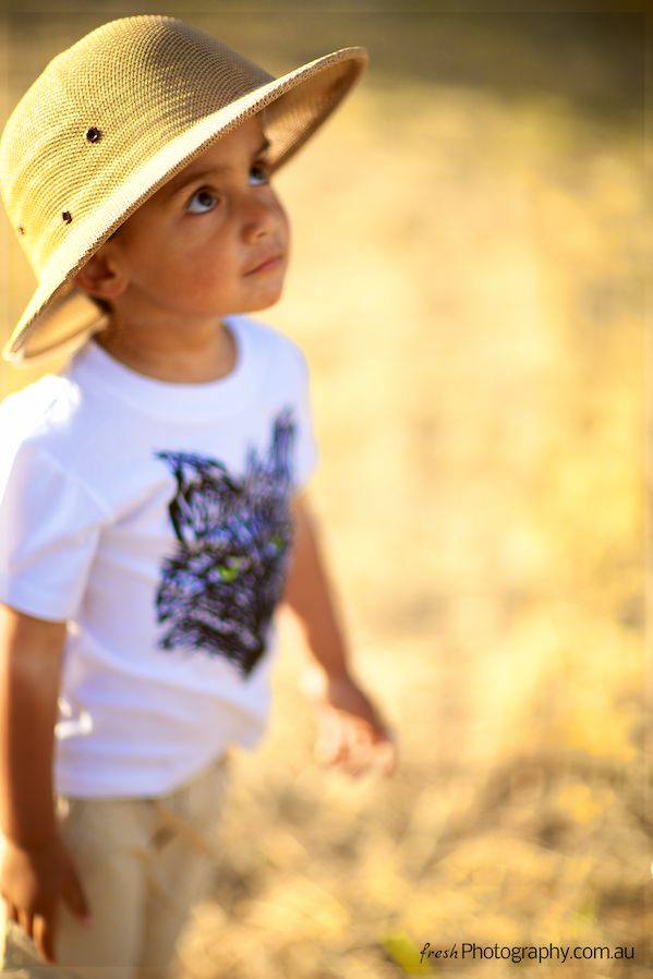 Kids Outdoor Portrait sessions in Melbourne