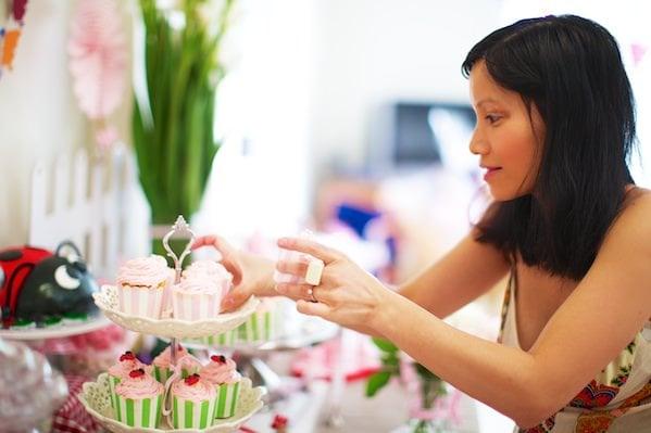 Cupcakes - Birthday