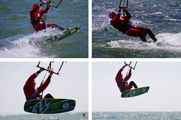 Melbourne Kiteboard photography