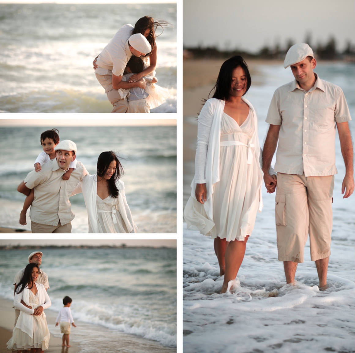 Beach Photography in Melbourne - Love & Emotion