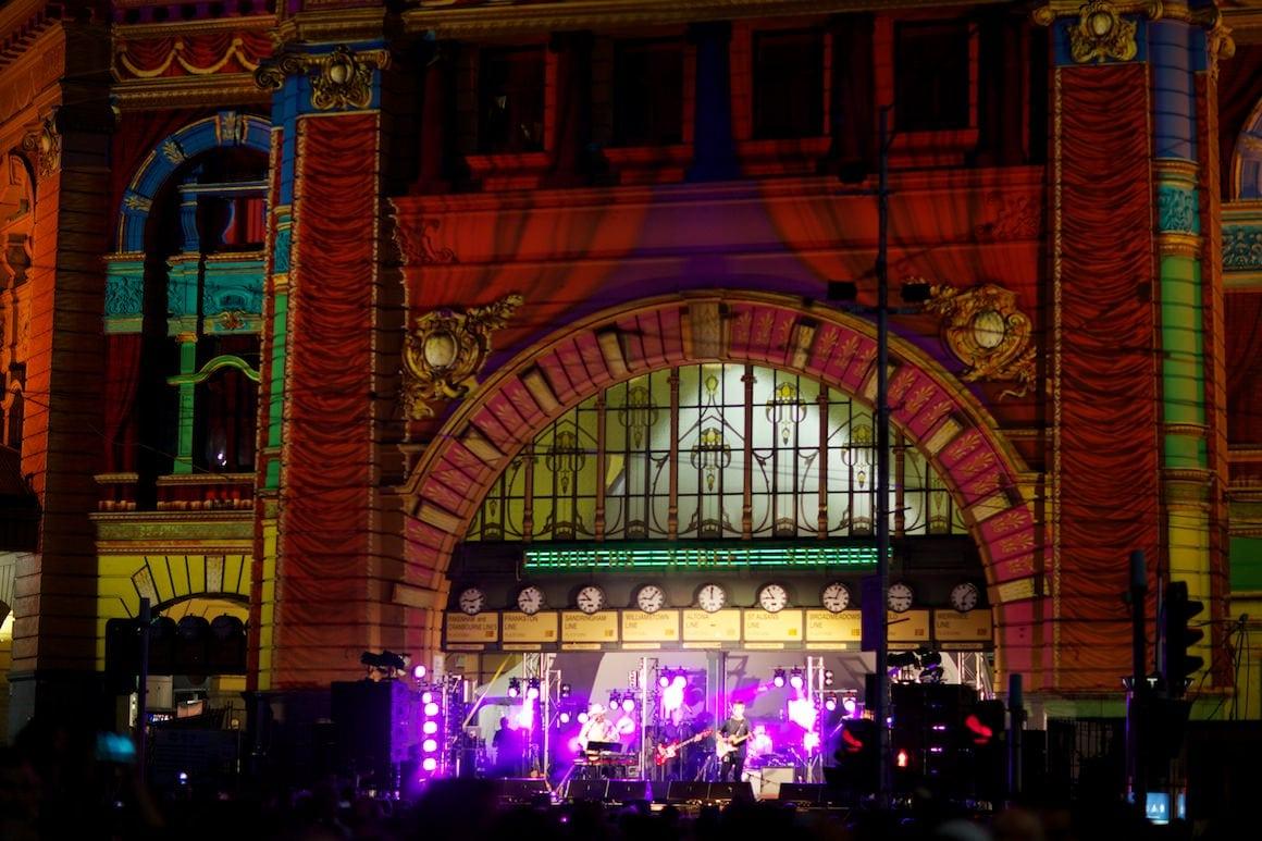 Melbourne CBD - Concerts - Events