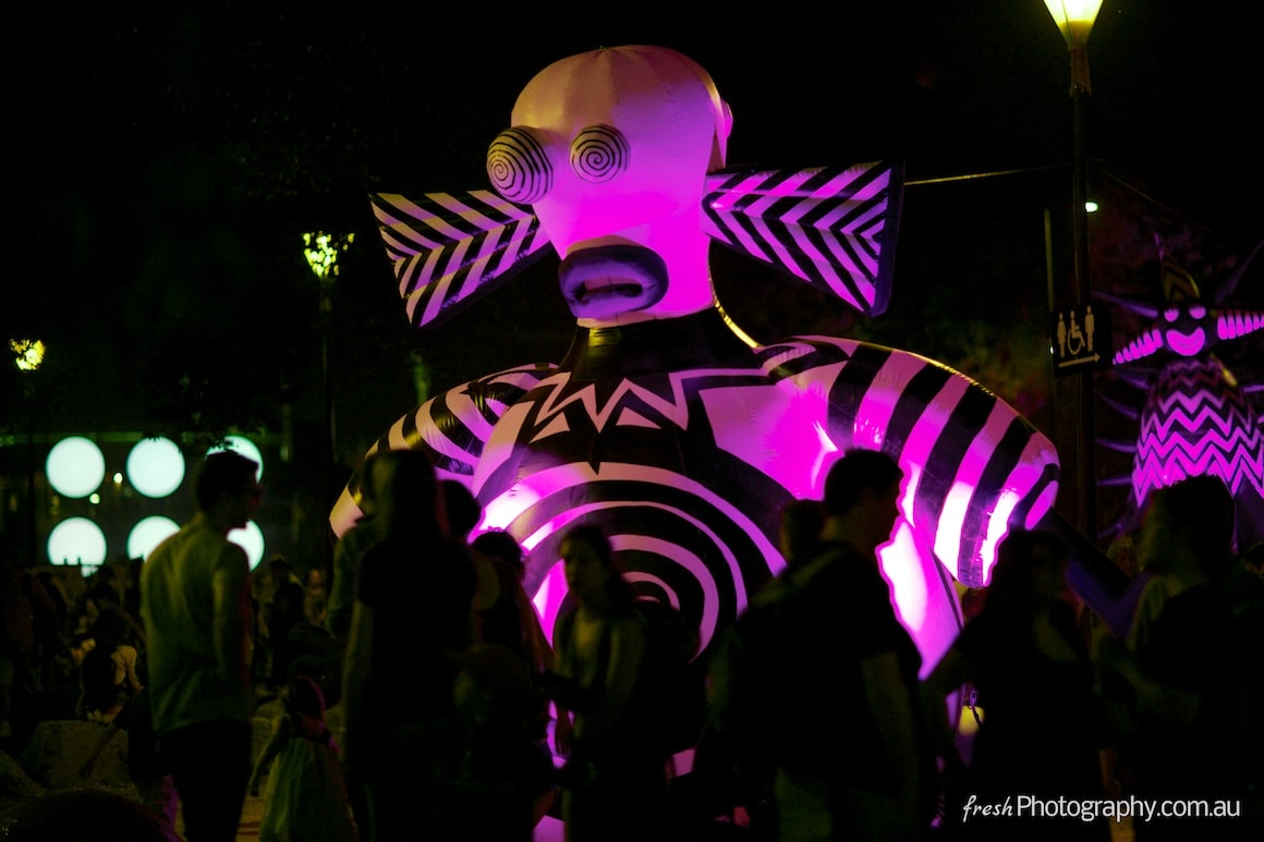 The Melbourne White Night will be back February 2014
