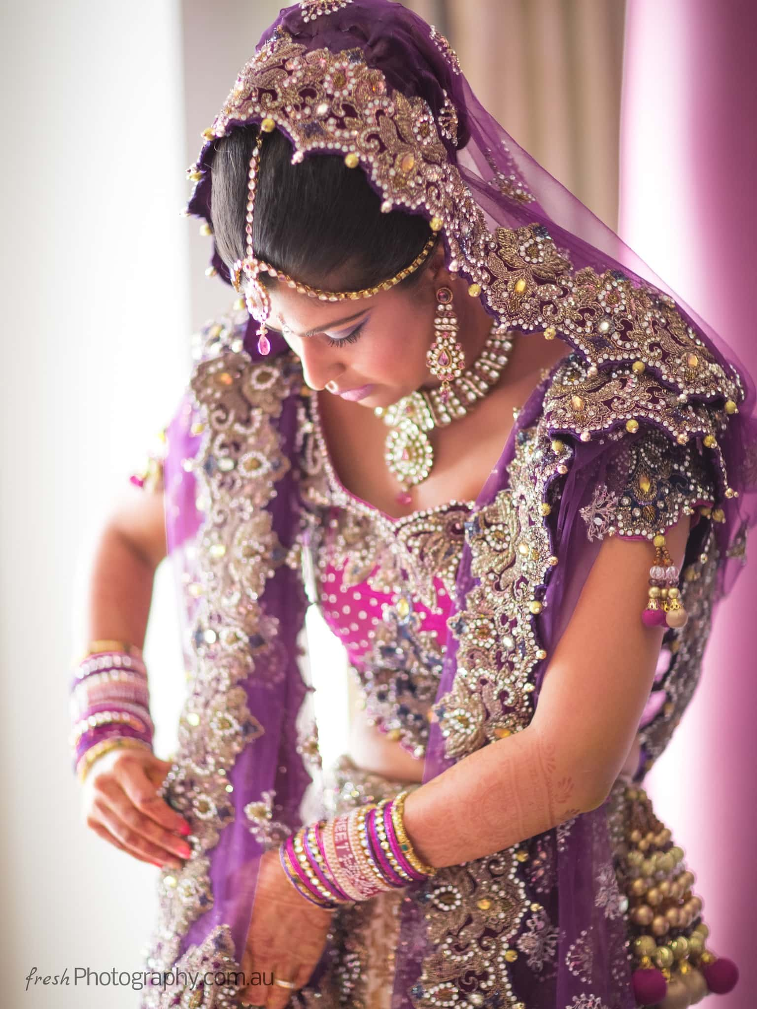 Beautiful indian bride - Melbourne