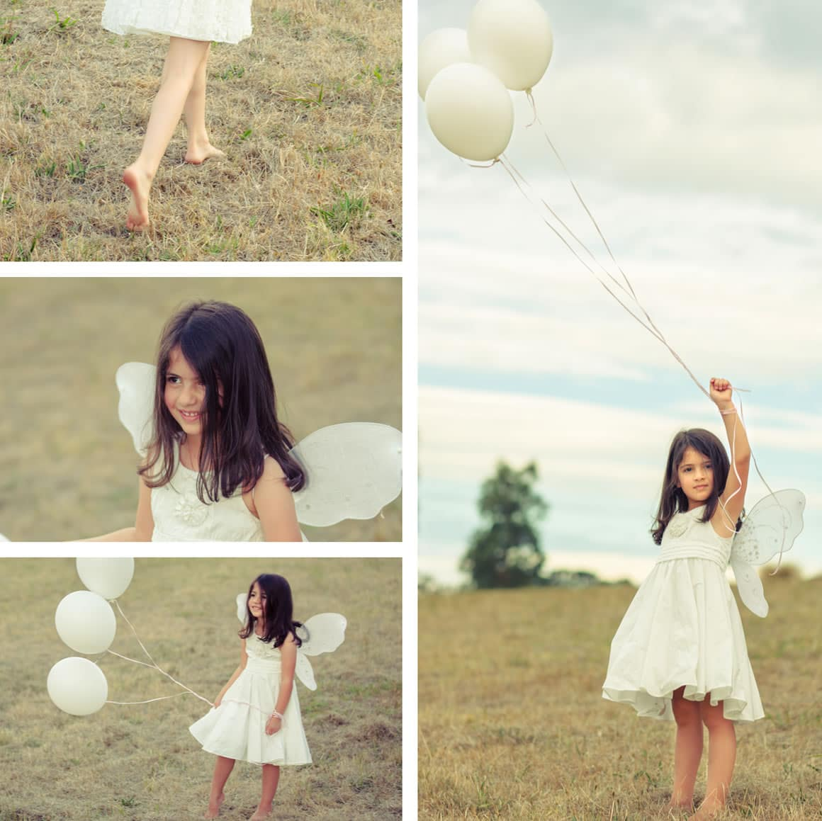 Kids Designer Dresses Photography