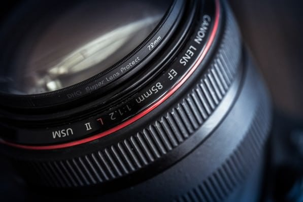 Best portrait lens for weddings