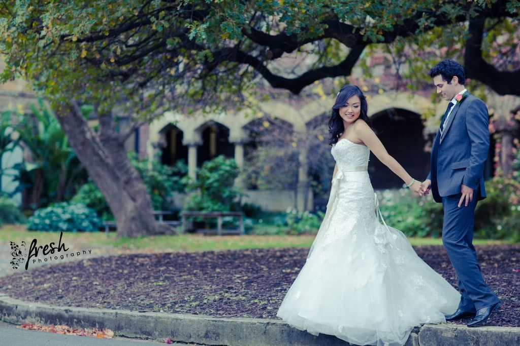 Melbourne Wedding Photography - Beautiful Locations