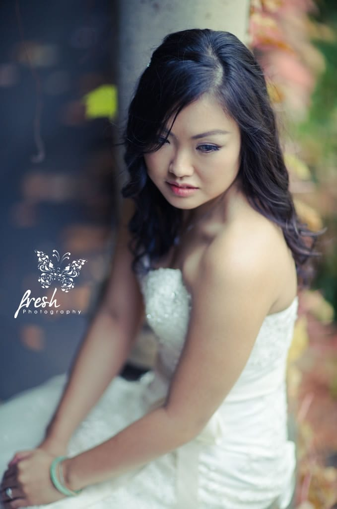 stunning bride - wedding photos