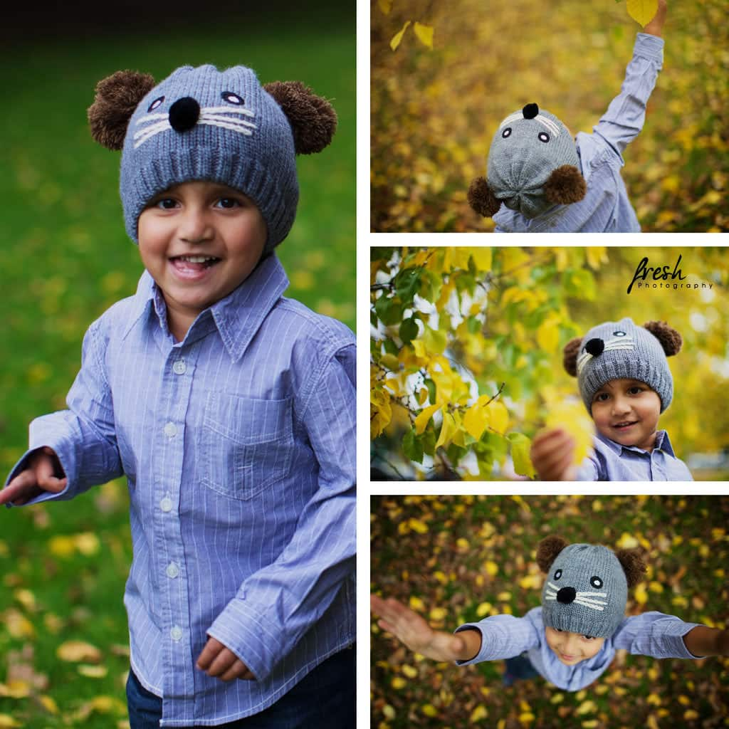 outdoor kids and family photography