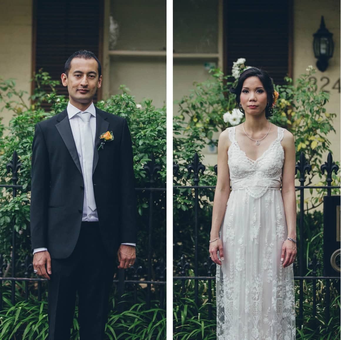 creative weddcing photographer in melbourne