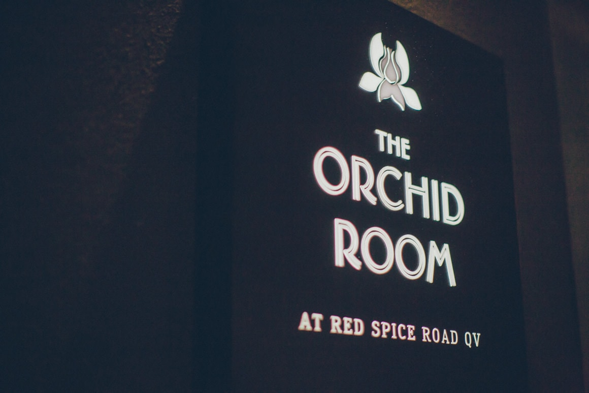 orchid room - red spice road