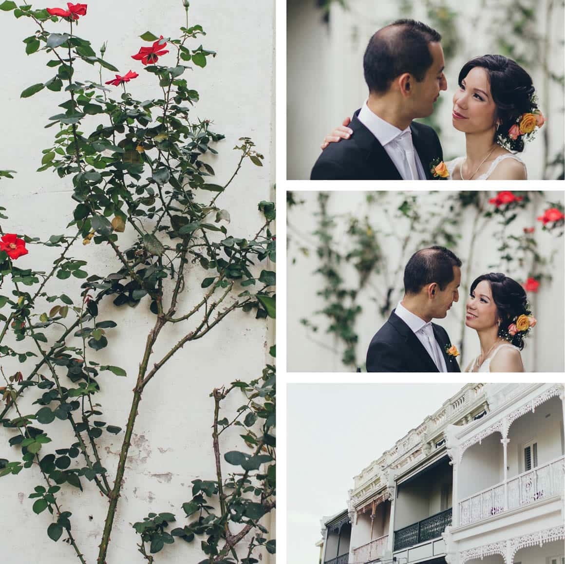 south melbourne wedding photography location