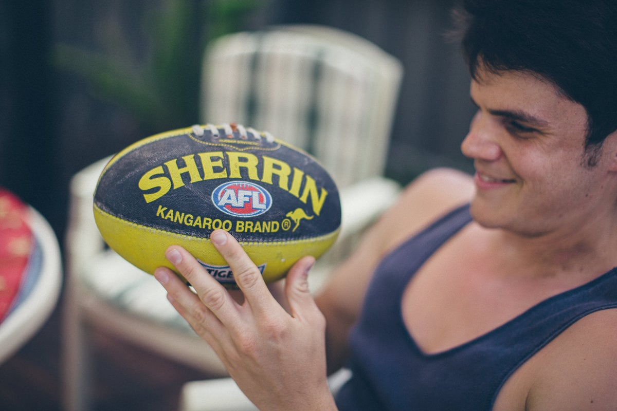 afl wedding