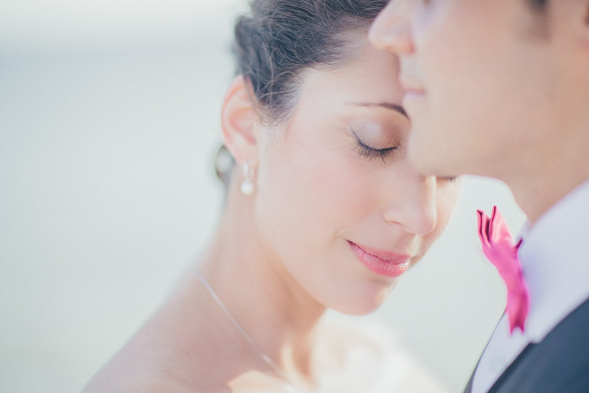 love - french australian couple getting married in melbourne - wedding photography at the beach in melbourne