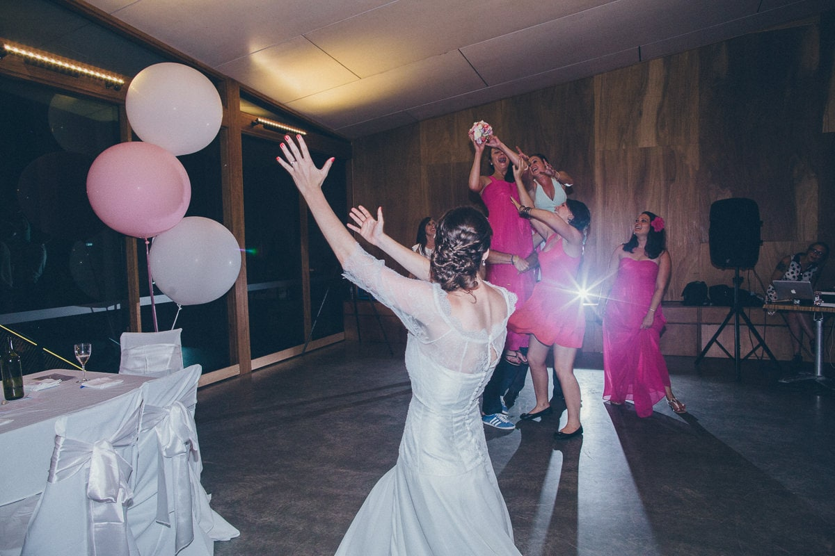 bouquet throw