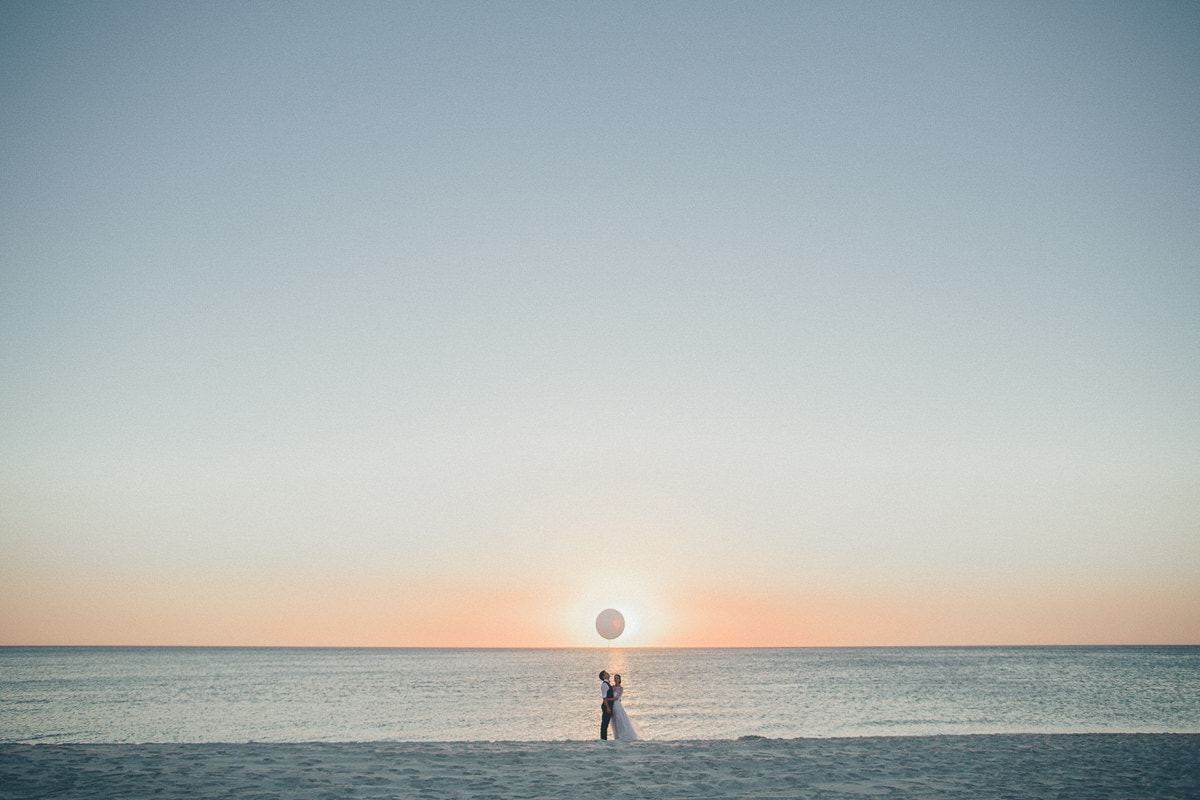 best beach wedding venues in Melbourne