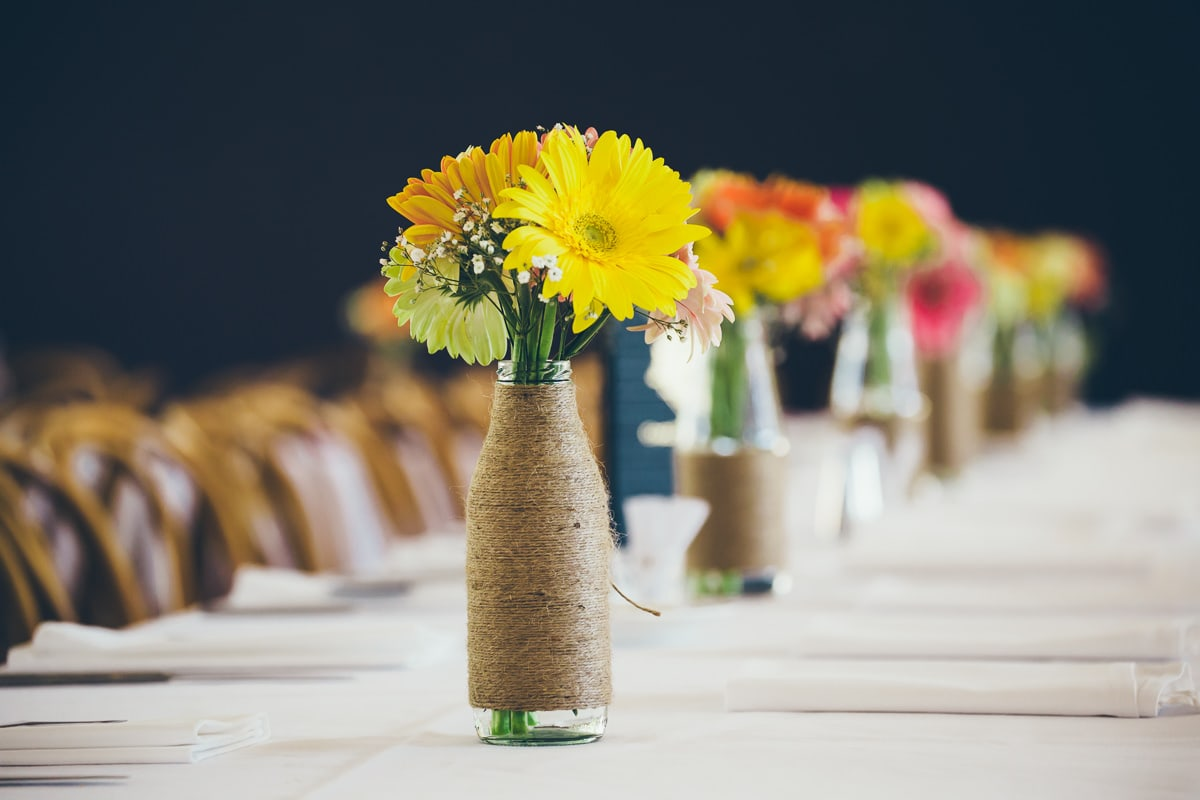 flowers - table decoration