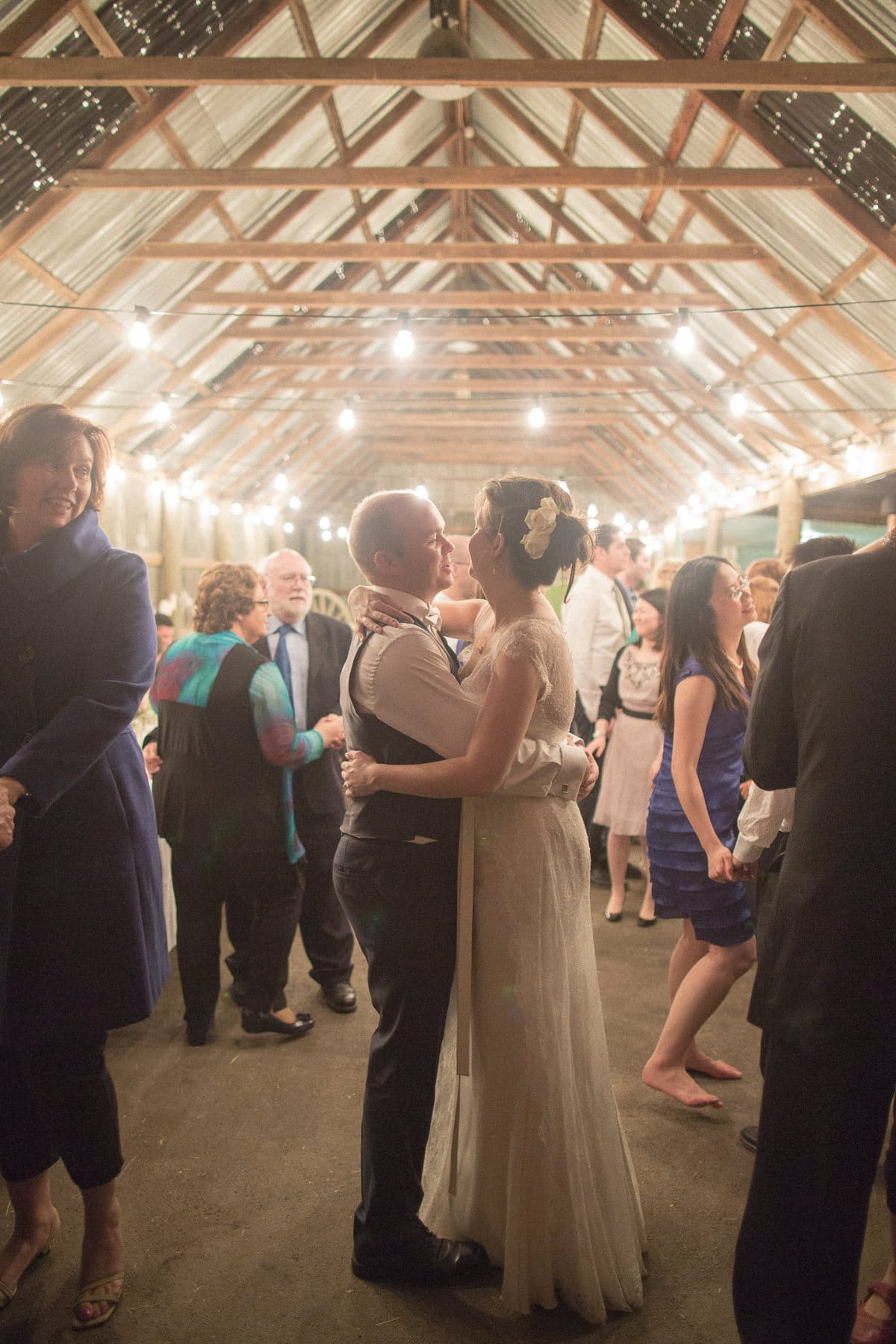 last dance - love and emotion captured at barn wedding in melbourne - creative melbourne photographer for weddings and events