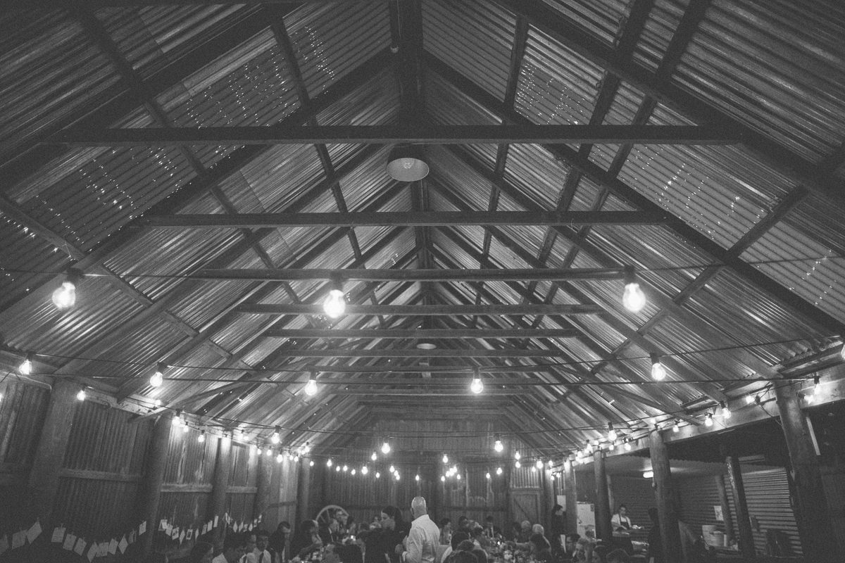 the barn - wedding photo