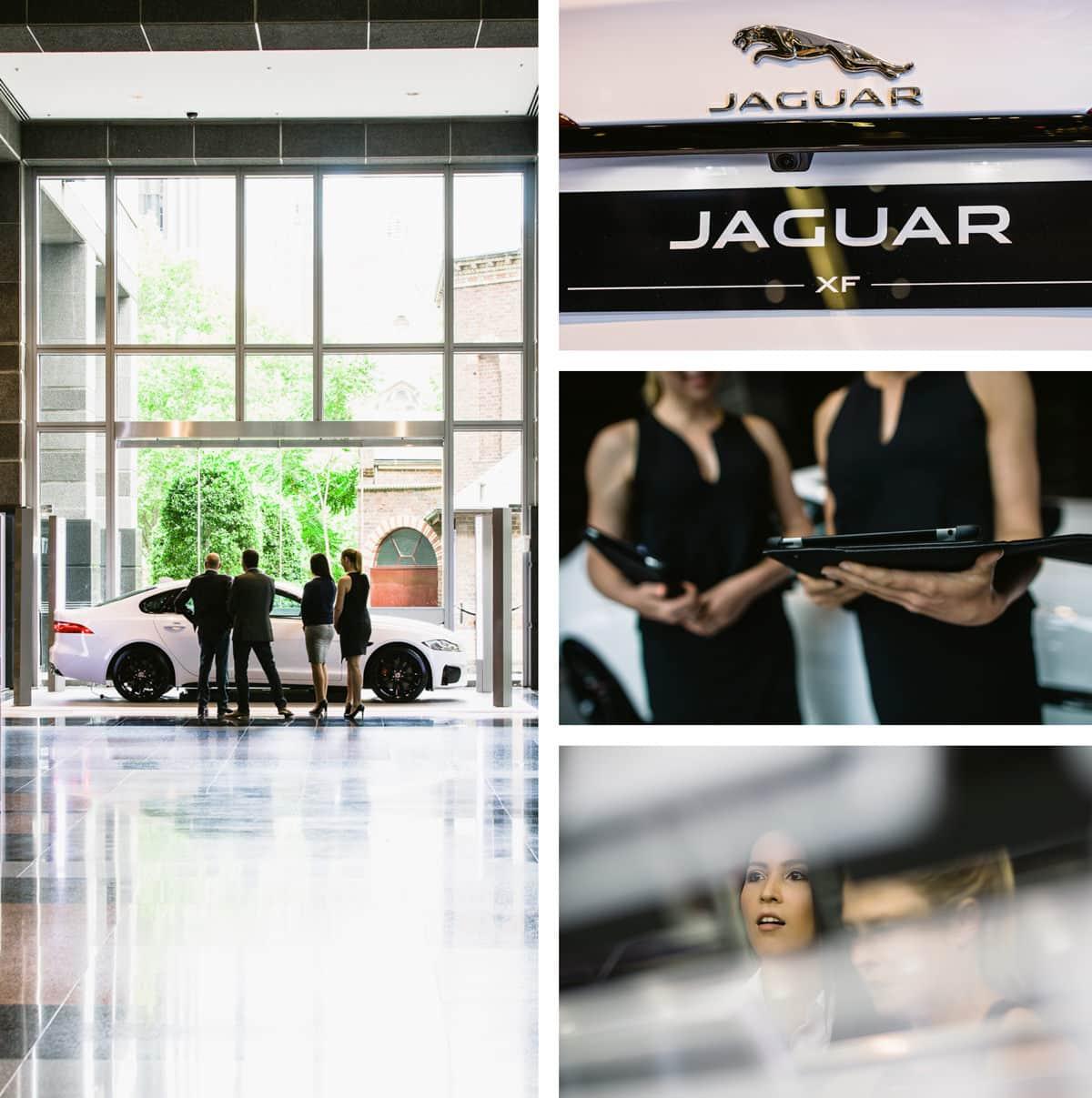 commercial event photography - car launch melbourne