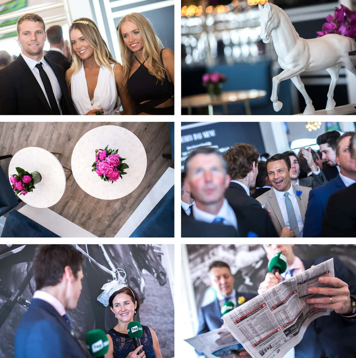 Celebrity event photography services in Melbourne