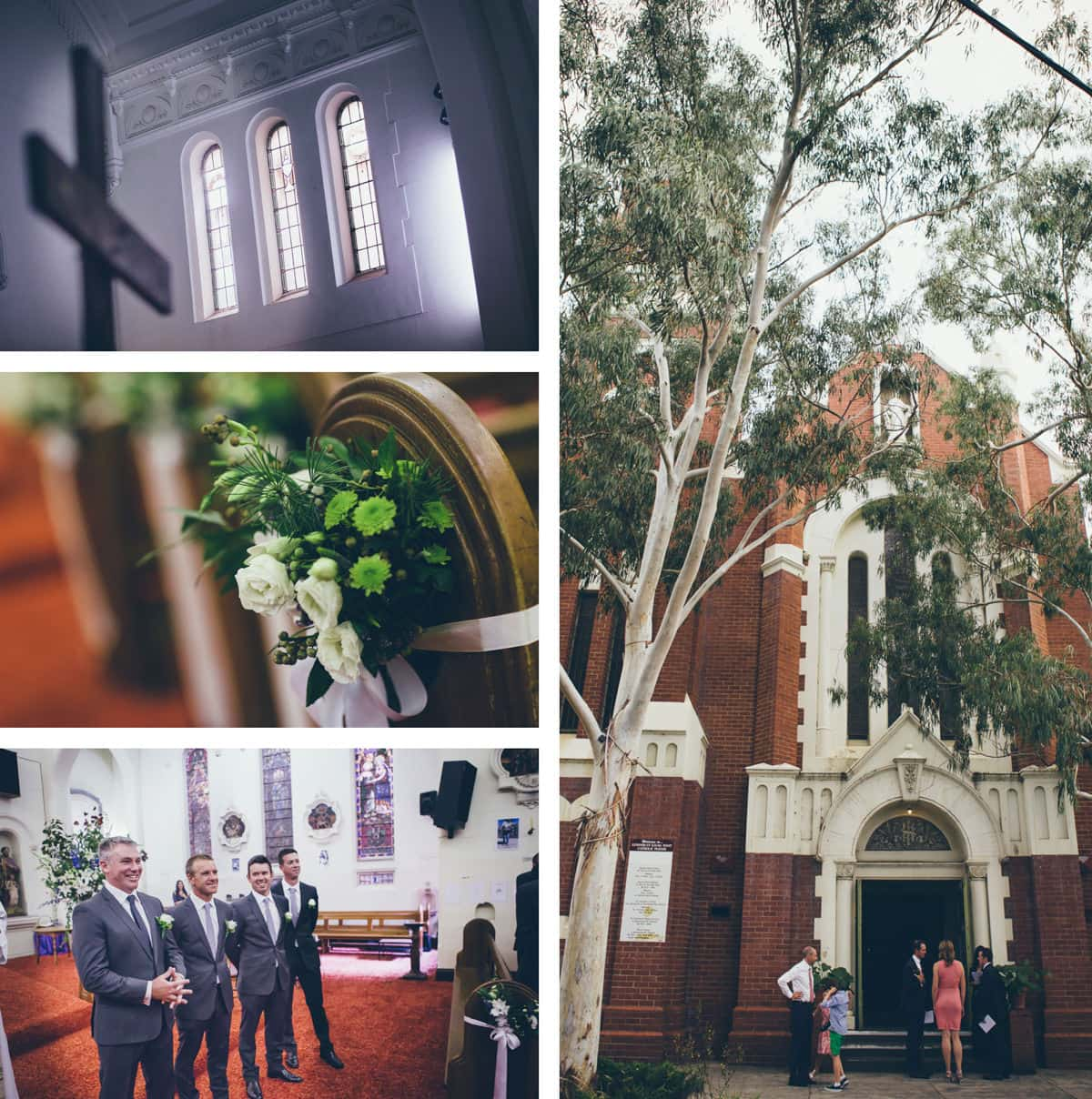 church in elwood, melbourne - wedding photography in elwood