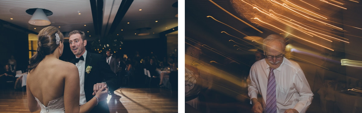 party photography at wedding at encore in st kilda - stunning beach wedding in melbourne