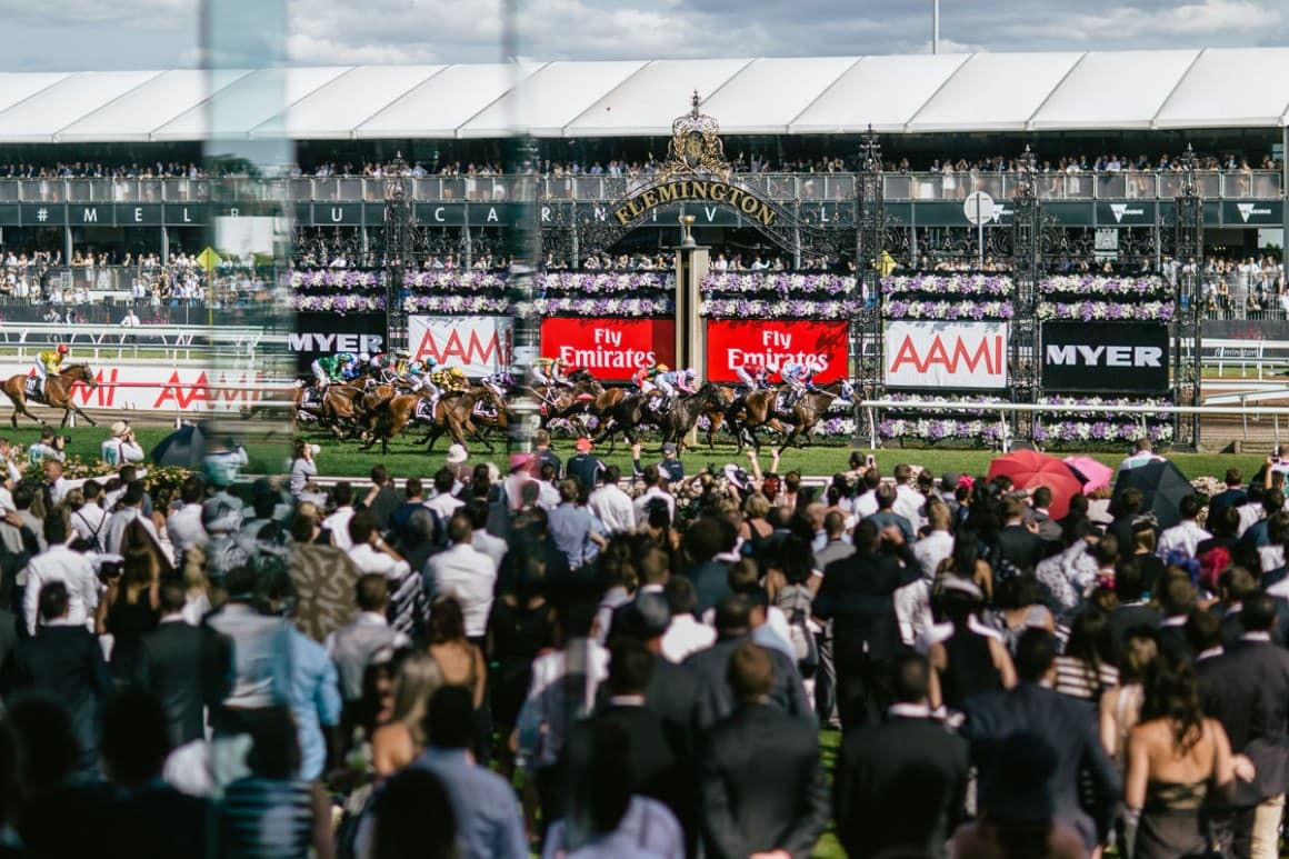 Melbourne Cup Event photography