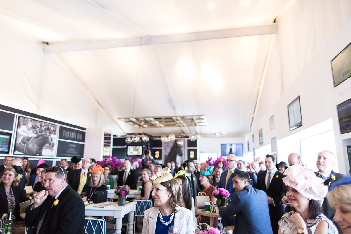 Melbourne Cup luxury events