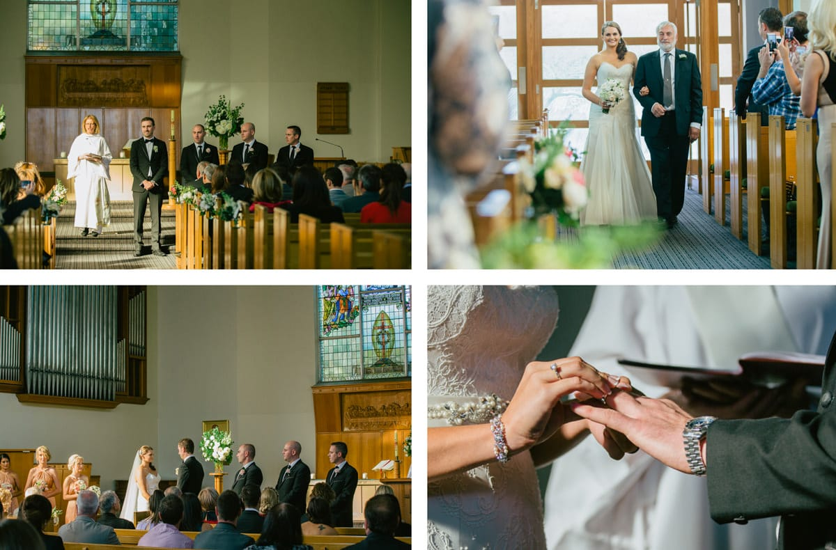 church kew wedding