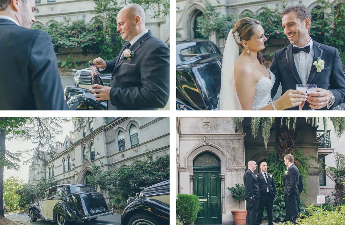 mlc old buildings - luxury wedding in kew - best wedding photographer
