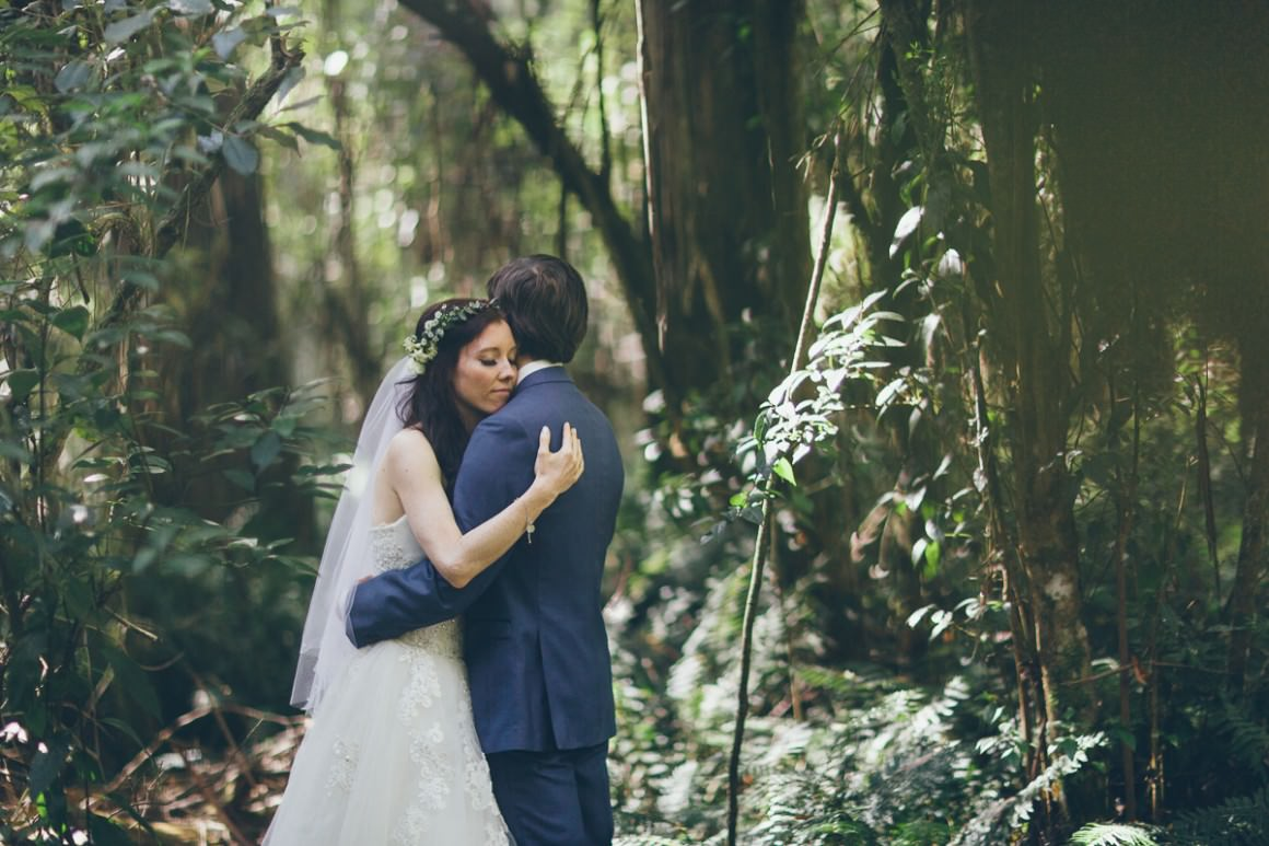 melbourne forest wedding - outdoor photography in melbourne