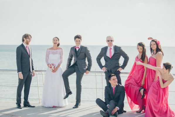 wedding tips in melbourne - group shots
